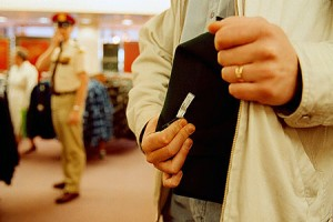 Business Security System - Shoplifting Epidemic