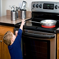 child kitchen safety