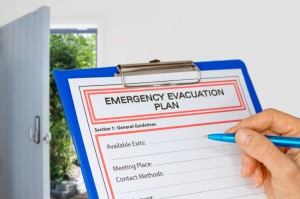 Do You Have a Family Emergency Evacuation Plan?