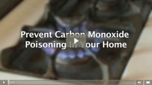Prevent Carbon Monoxide Poisoning in your Home