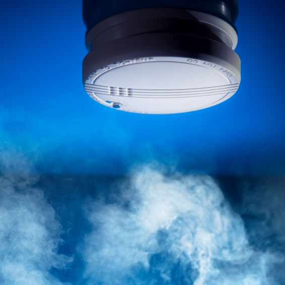 Working Smoke Detectors, CO Detectors Save Lives