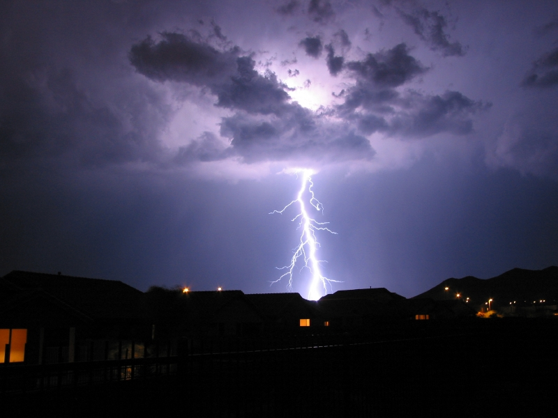 Tips to Protect Your Home From a Lightning Fire