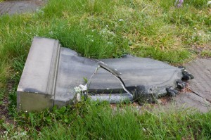 How to Stop a Vandal: Headstones Damaged in Remote Jewish Cemetery