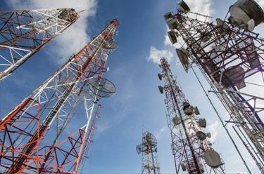 backup communications antenna