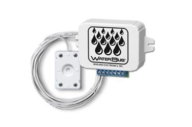 commercial environmental hazard water detector